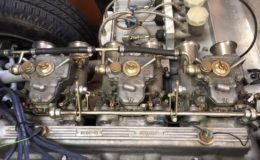 1957 Jaguar XK SS Recreation