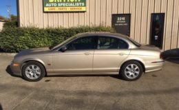 Jaguar S Type 2003