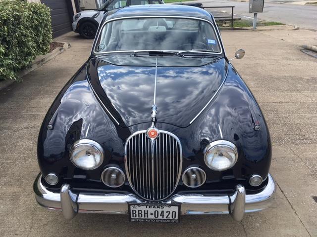 1967 Jaguar MK 11